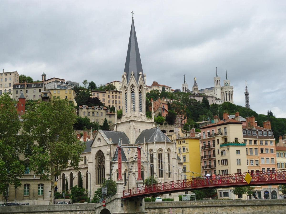 På ferie i Frankrig